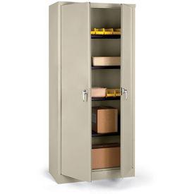"""PARENT METAL Heavy-Industrial Premium Storage Cabinet - 36x24x78"""" - Putty"""