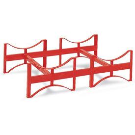 MECO Stacking Drum Racks - 2-Drum Capacity