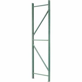 """HUSKY Pallet Rack Upright Frame - 36x144"""" - Heavy Load"""