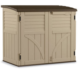 "Suncast Horizontal Storage Shed - 53""Wx32-1/2""Dx45-1/2""H"